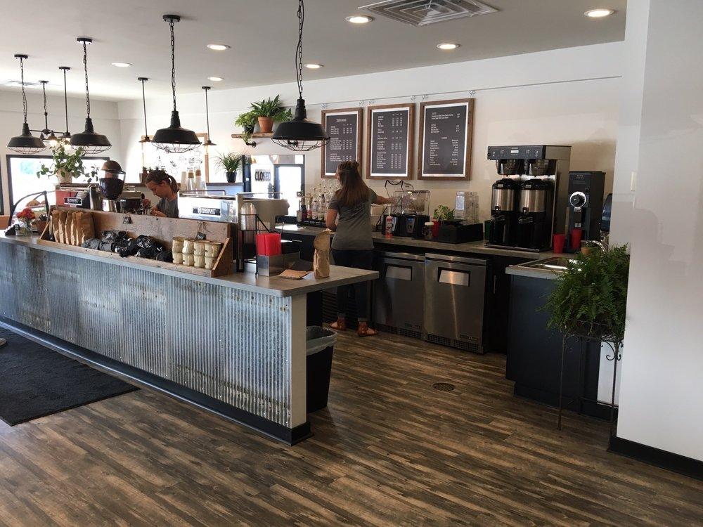 The Coffee Steamer: 101 W Krack St, Forrest, IL