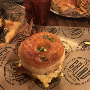 Photo Of The Grind Mac And Cheese Burger Bar Martin Tn United States