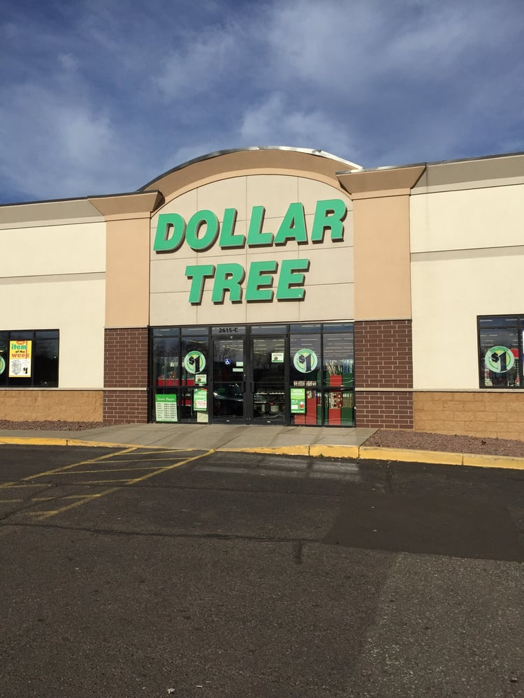 Dollar Tree Stores: 2615 London Rd, Eau Claire, WI