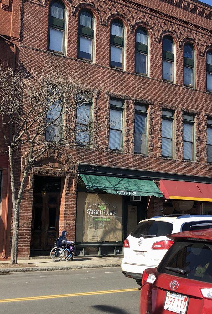 Cobwebs: 703 Centre St, Jamaica Plain, MA