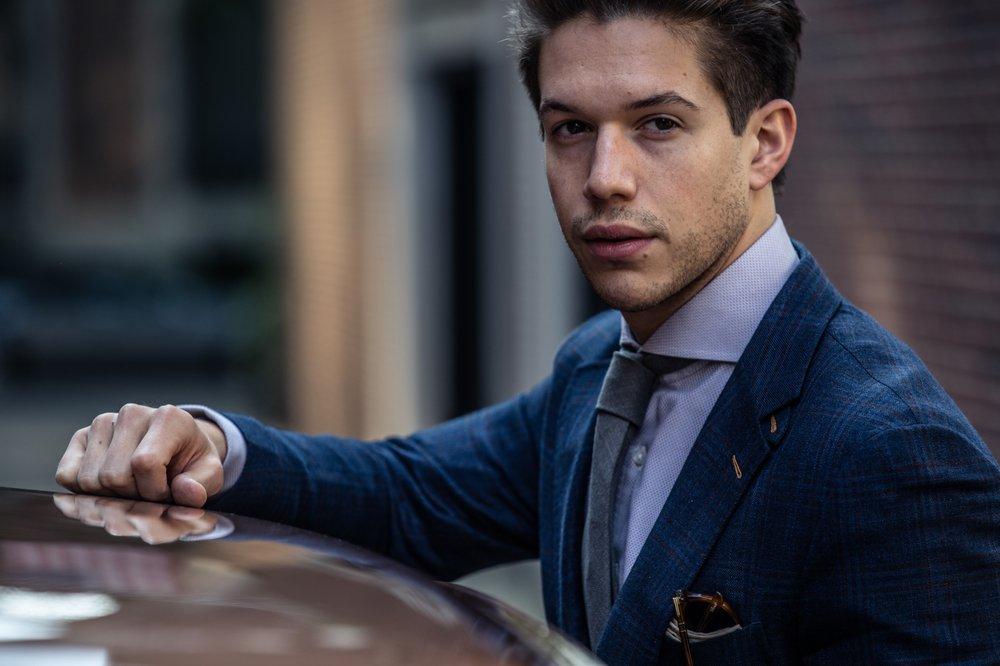 Daniel George Custom Suits