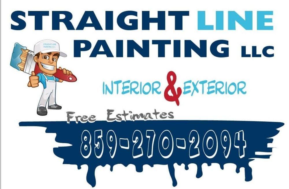 Straight Line painting: Lexington, KY