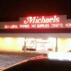 Michaels Arts And Crafts Closed Art Supplies 25301 Rockaway