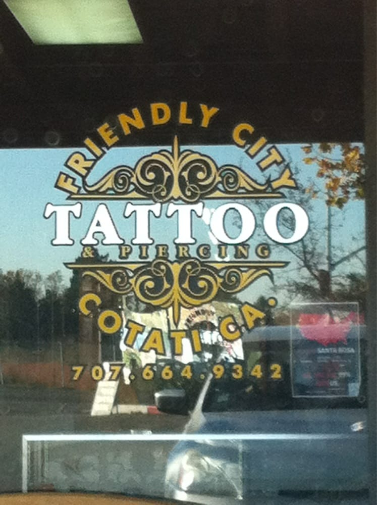 Hella friendly yelp for All city tattoo