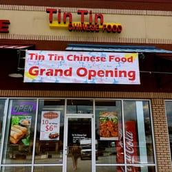 Tin Tin Chinese Food Tucker Ga