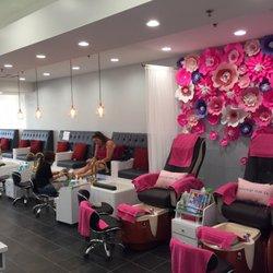 Photo Of Manilu Nails Spa Manas Va United States Spectacular Decor