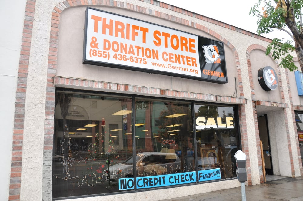 Photos For Genmer Thrift Store Donation Center Yelp