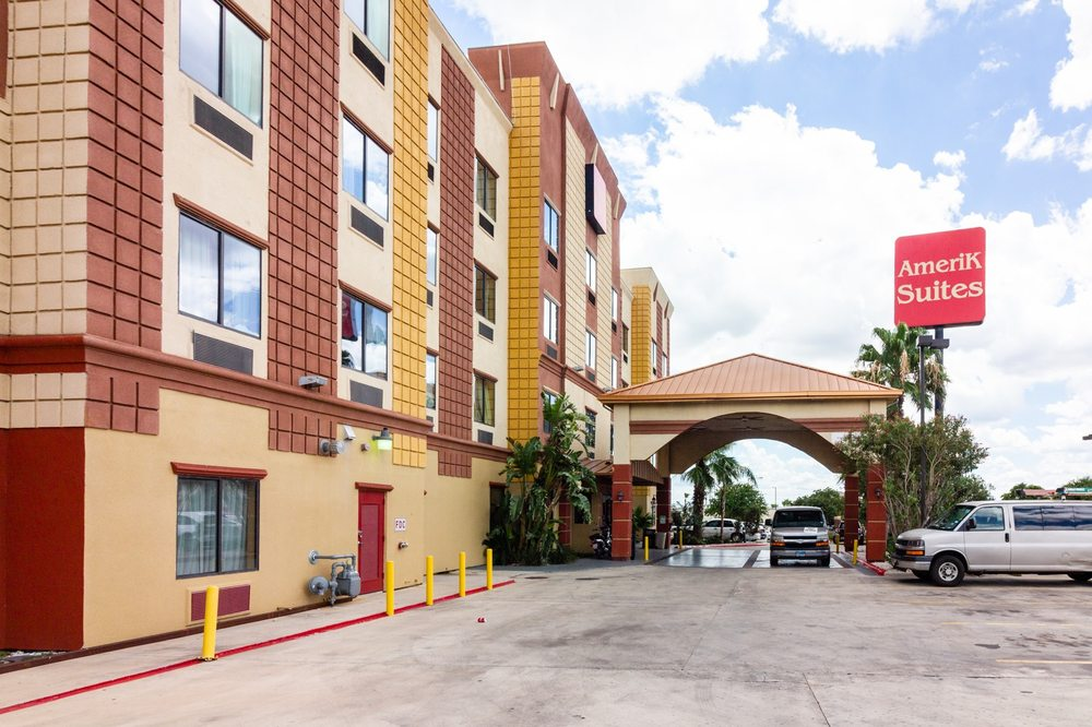 AmerikSuites Behind Mall Del Norte: 6551 Metro Ct, Laredo, TX