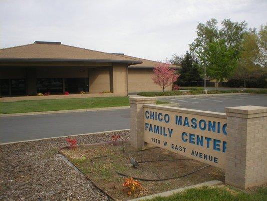 Chico Masonic Family Center 1110 W East Ave Chico Ca