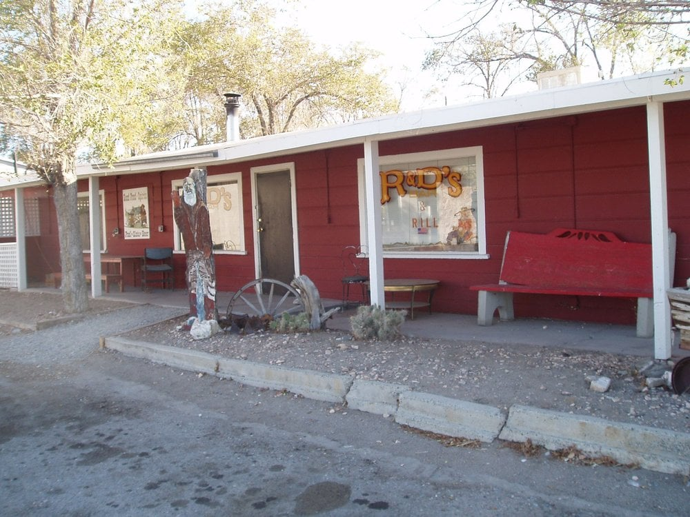 Dummar's Motel: 100  Main St, Gabbs, NV