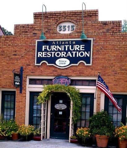 Atlanta Furniture Restoration Furniture Repair 3515