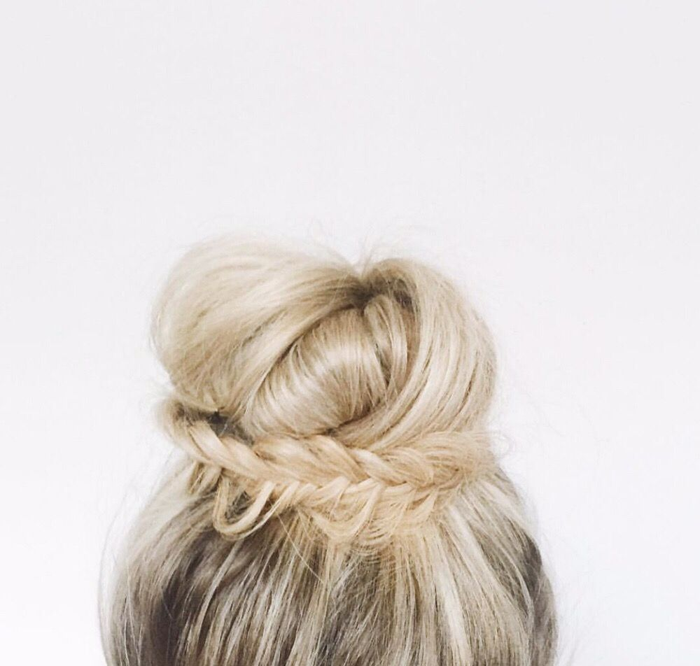 The Halo Couture Ponytail Adds So Many Alternatives To A Messy Bun