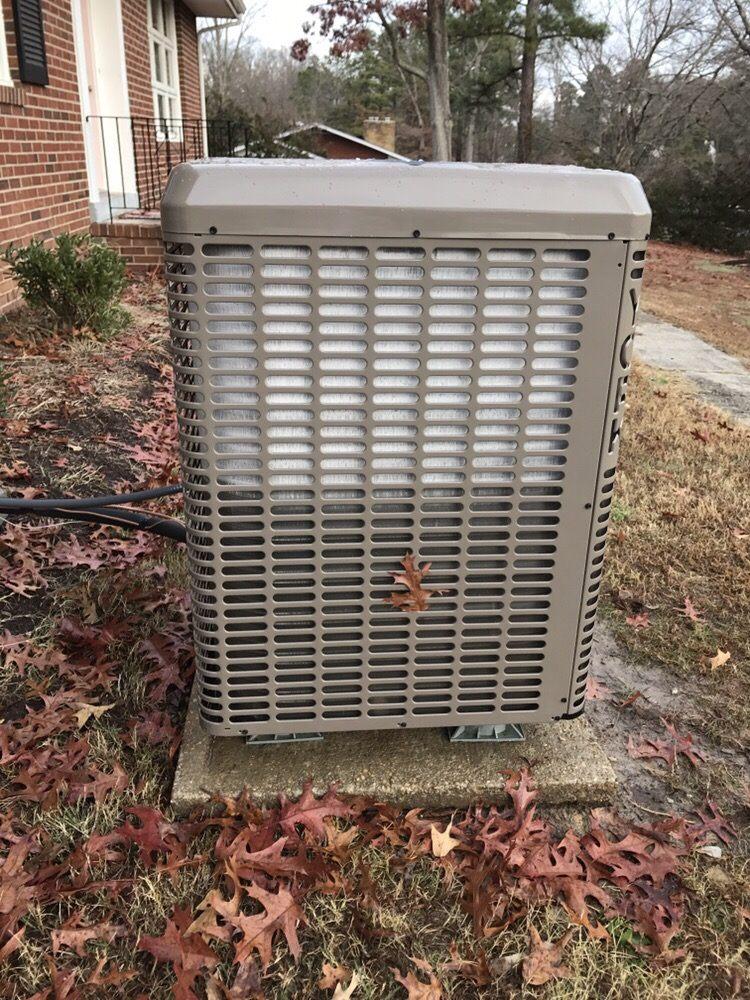Iron Bridge Heating & Air Conditioning: 5512 Iron Bridge Rd, North Chesterfield, VA