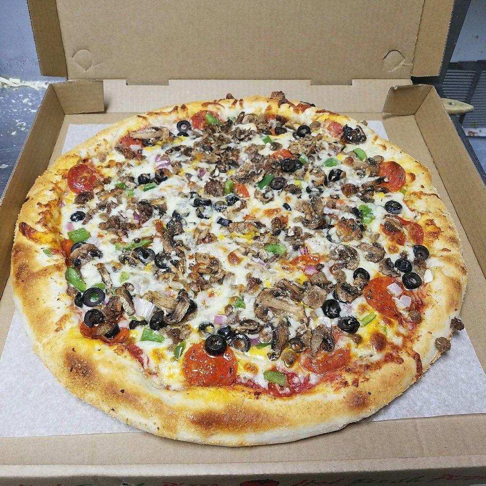 Joe's Pizza: 104 N Main St, Boulder, MT