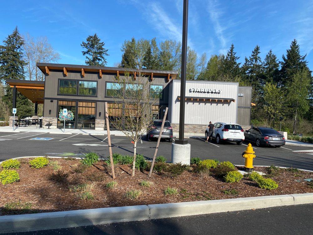 Starbucks: 1300 Station Dr, DuPont, WA