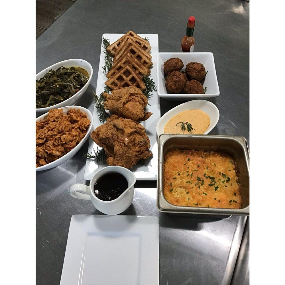 Castle's Catering: 4287 Crenshaw Blvd, Los Angeles, CA