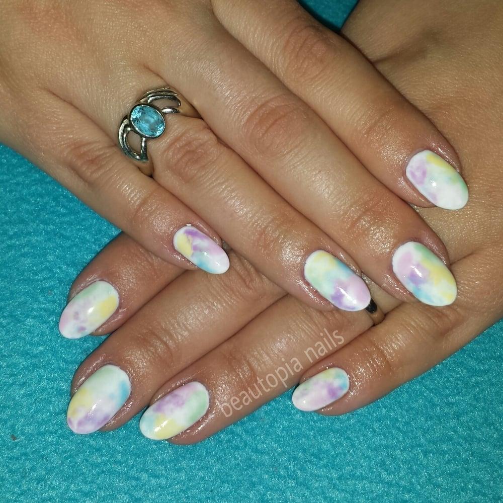 Custom Cnd Shellac Nail Art At Beautopia Nails In Morgantown Wv Yelp