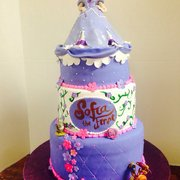 Sofia The First Cakes At Sams Club