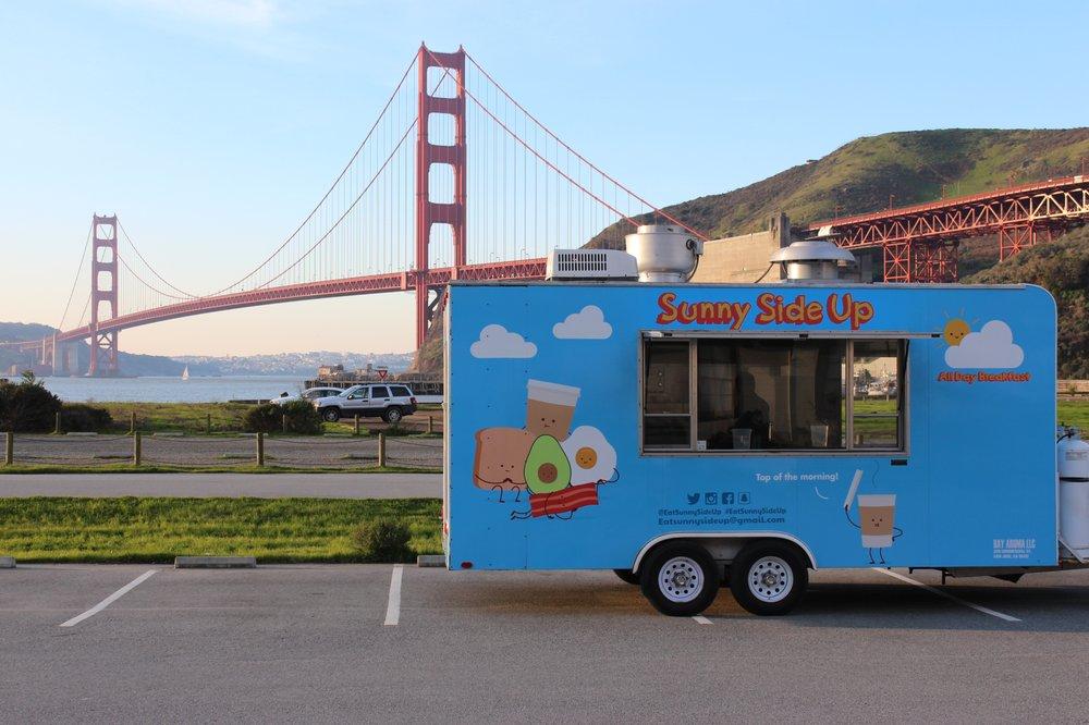 Sunny Side Up Food Truck: San Jose, CA