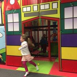 Run Around Fun Town XL - 11 Reviews - Playgrounds - 4401 Lyons Rd ...