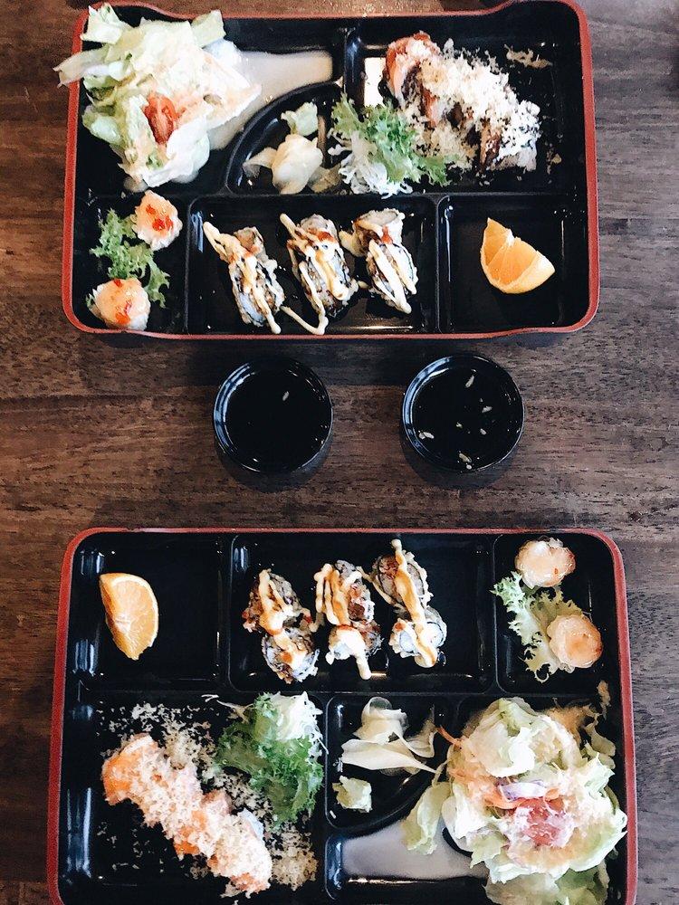 Ang's Sushi Bistro: 501 Kempsville Rd, Chesapeake, VA