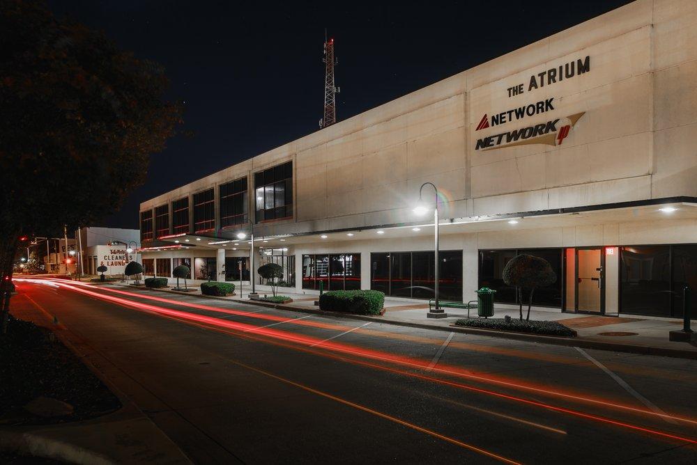 Network Communications: 119 W Tyler St, Longview, TX