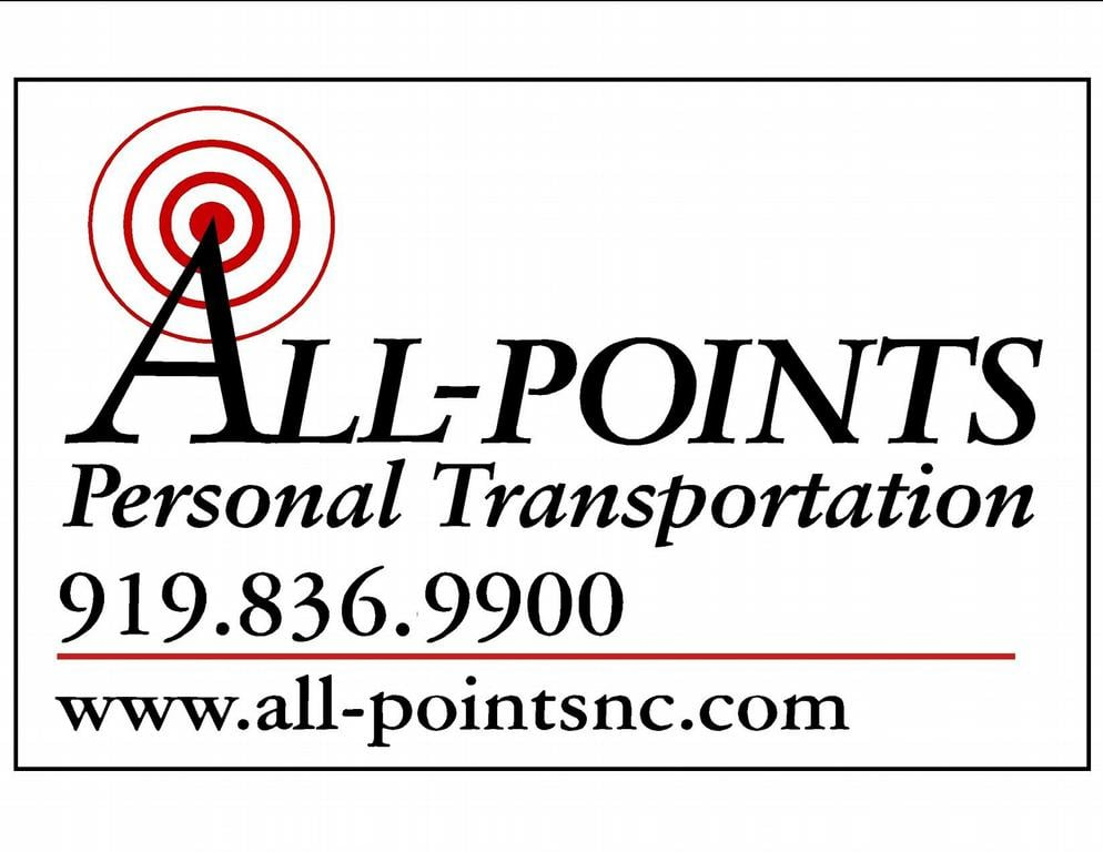 All-Points Personal Transportation: 26 Pinecrest Plz, Southern Pines, NC