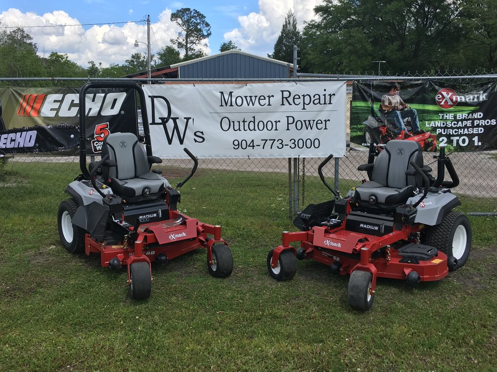 DW's Mower Repair and Outdoor Power: 4995 Highway 17 S, Green Cove Springs, FL