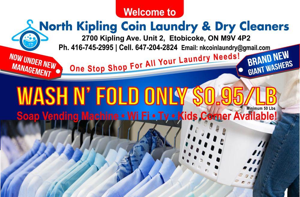 North Kipling Coin Laundry