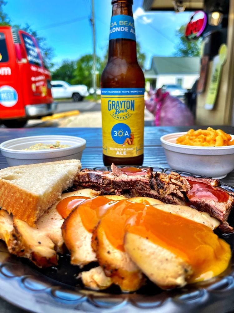 Social Spots from Hot Spot Barbecue
