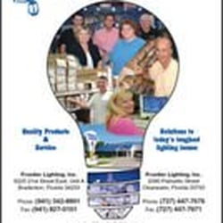 Frontier Lighting Inc Fixtures Equipment 2090