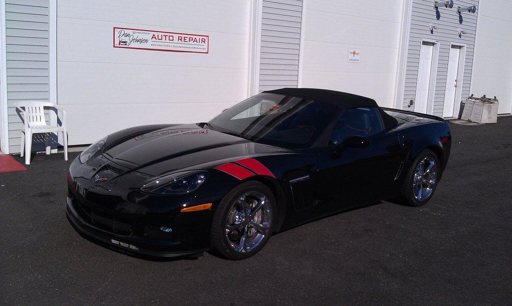 Dan Johnson Auto Repair: 34 Staniels Rd, Loudon, NH