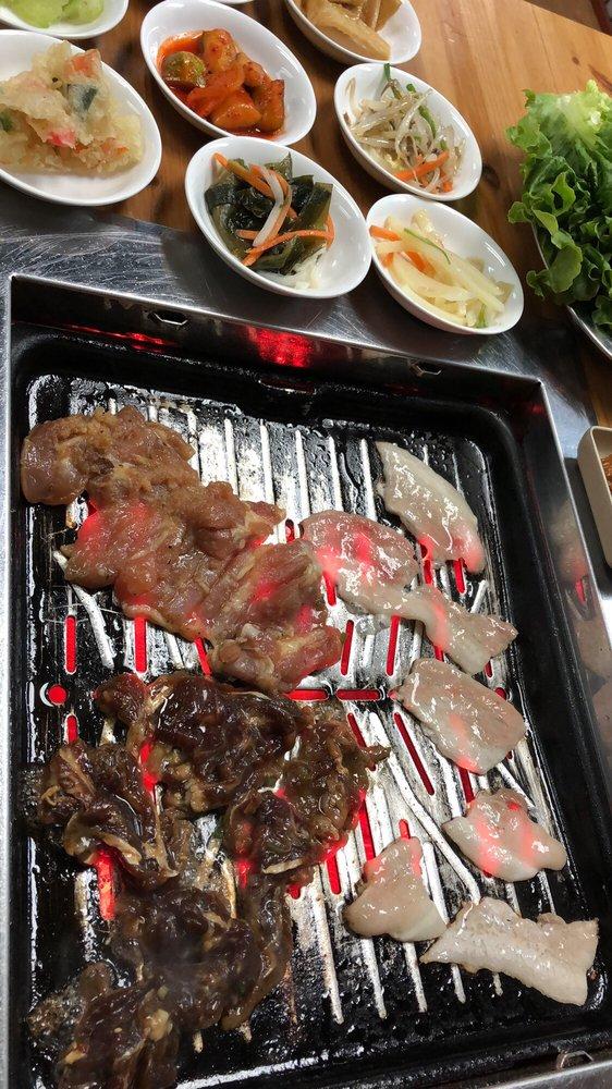 Food from Sura Korean Restaurant