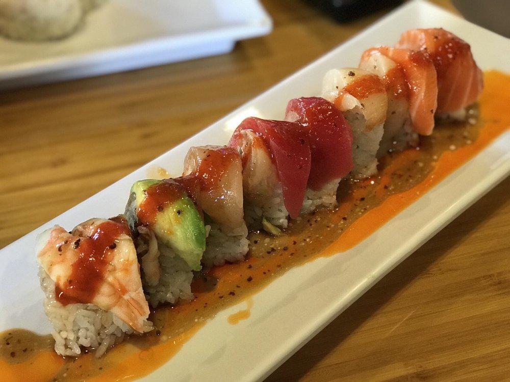 Omokase Sushi: 16635 Sierra Lakes Pkwy, Fontana, CA