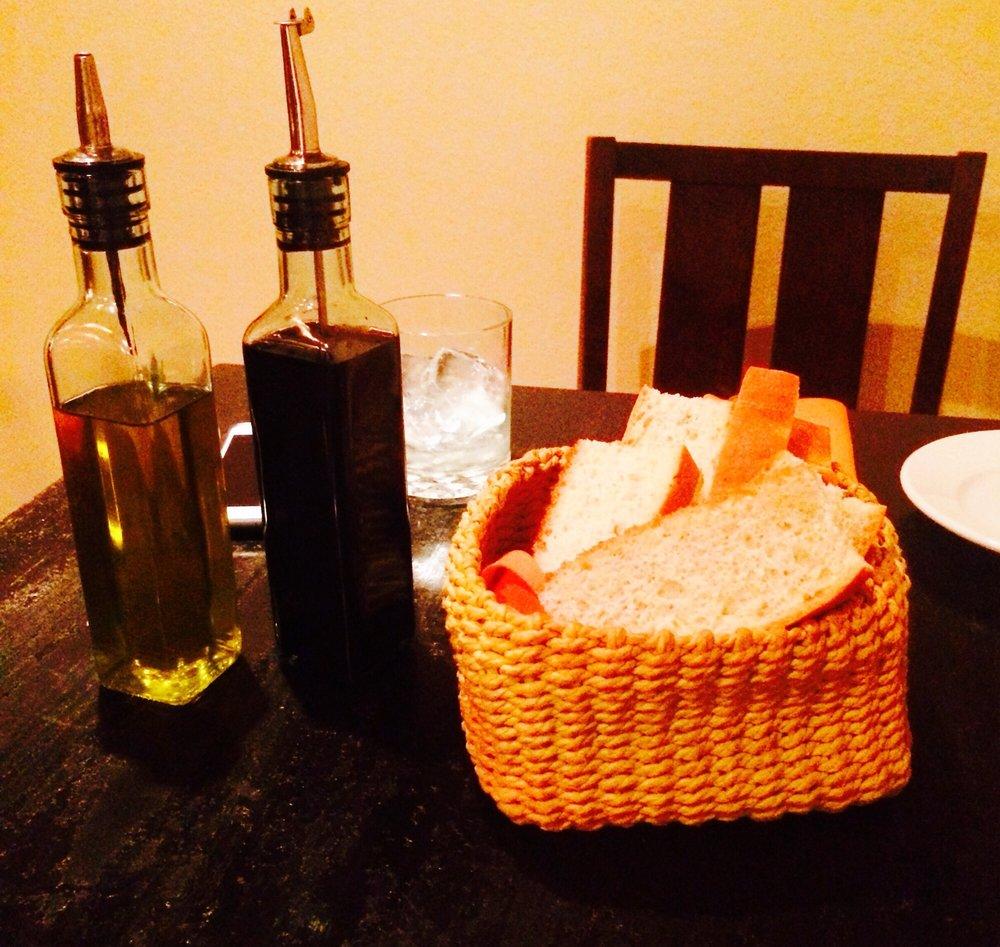 Spasso Cucina Italiana: 1140 S Seaward Ave, Ventura, CA