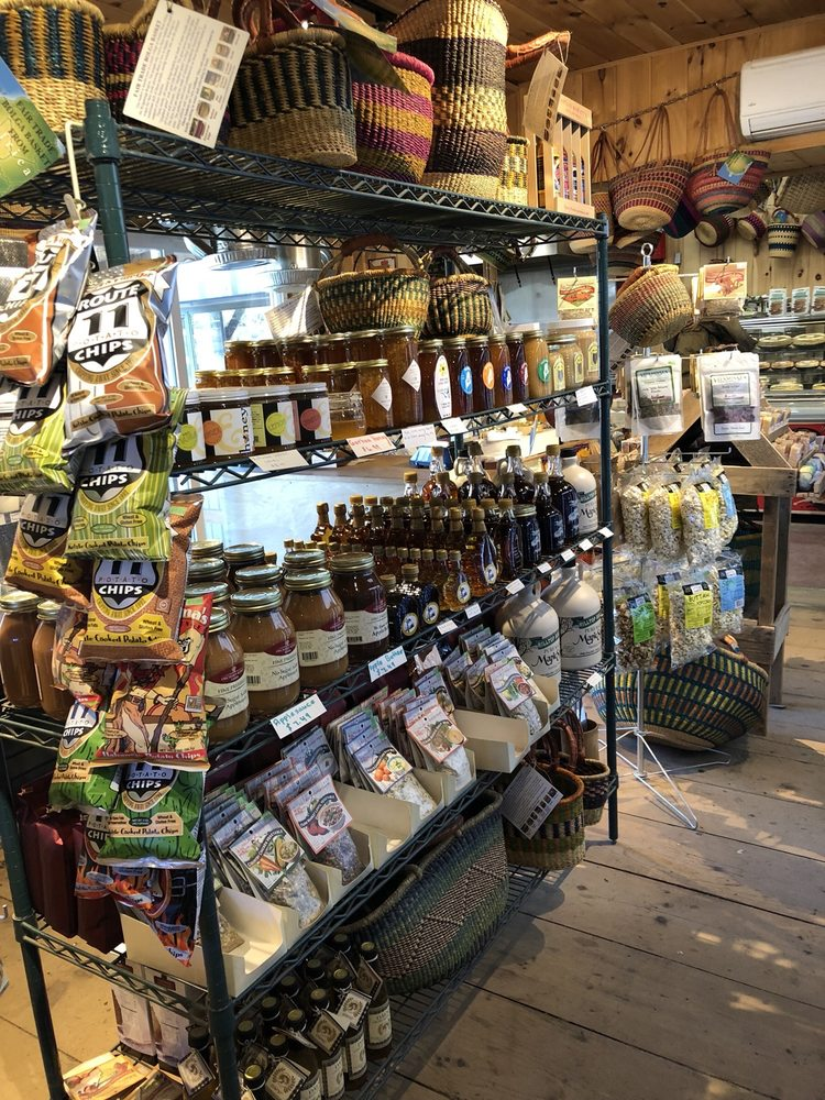 Orchard Ridge Farm and Specialty Food Market: 236 Sebago Lake Rd, Gorham, ME
