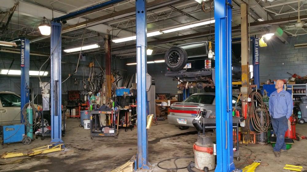 Reliable Auto Service Center: 17250 Ecorse Rd, Allen Park, MI