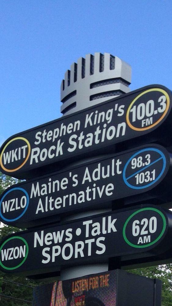 Wkit Radio 100.3 Fm: 861 Broadway, Bangor, ME