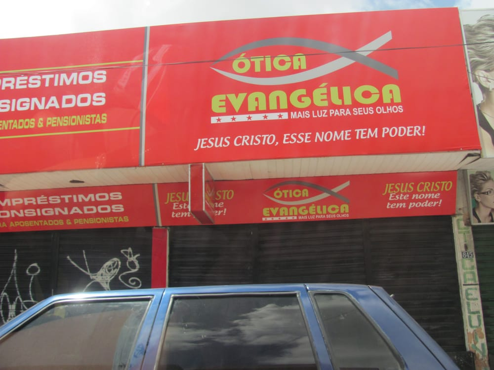Ótica Evangélica - Óticas - R. Pedro Pereira 769, Fortaleza - CE - Número  de Telefone - Yelp 08a86a278e