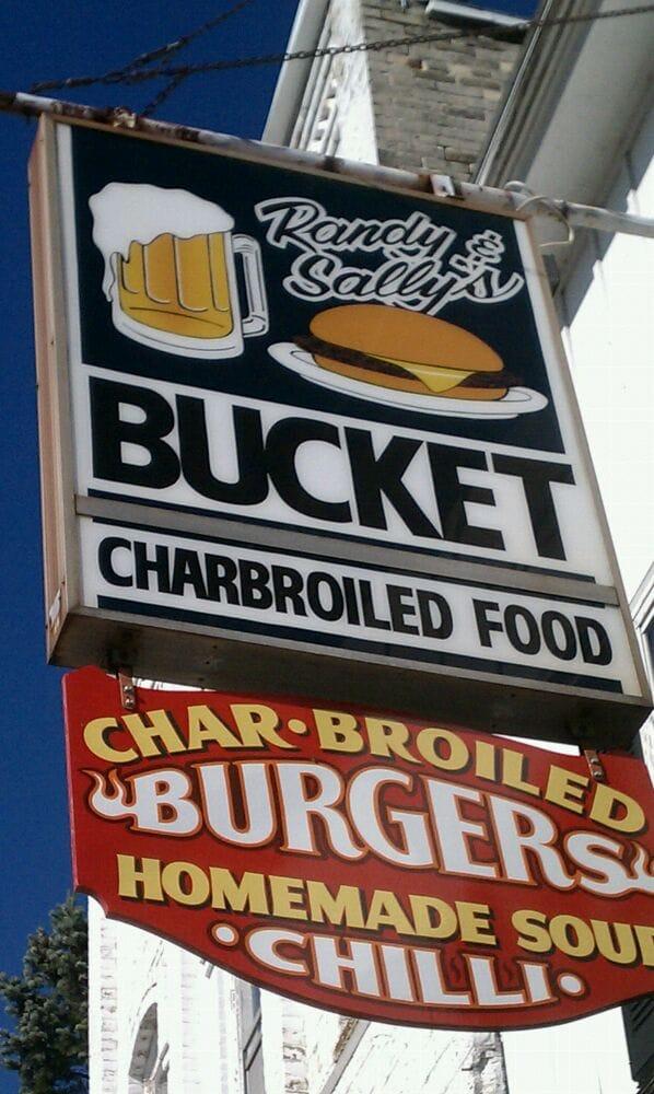 The Bucket Tavern: 311 Harrison St, Kewaunee, WI