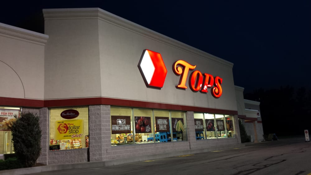 Tops Markets: 408 West Ave, Albion, NY