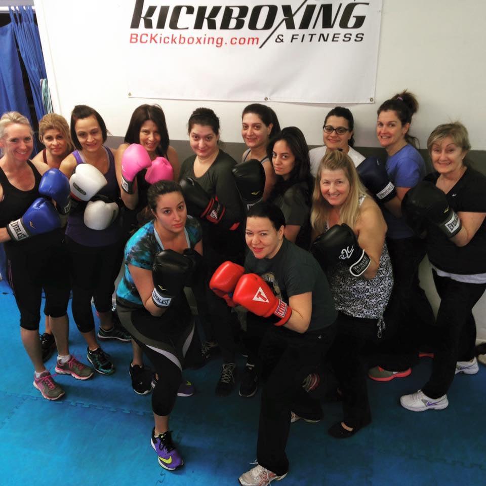 BC Kickboxing and Fitness: 285 Hempstead Ave, Malverne, NY