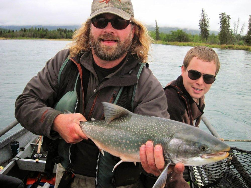 Jason's Guide Service: Mile Marker 48, Cooper Landing, AK