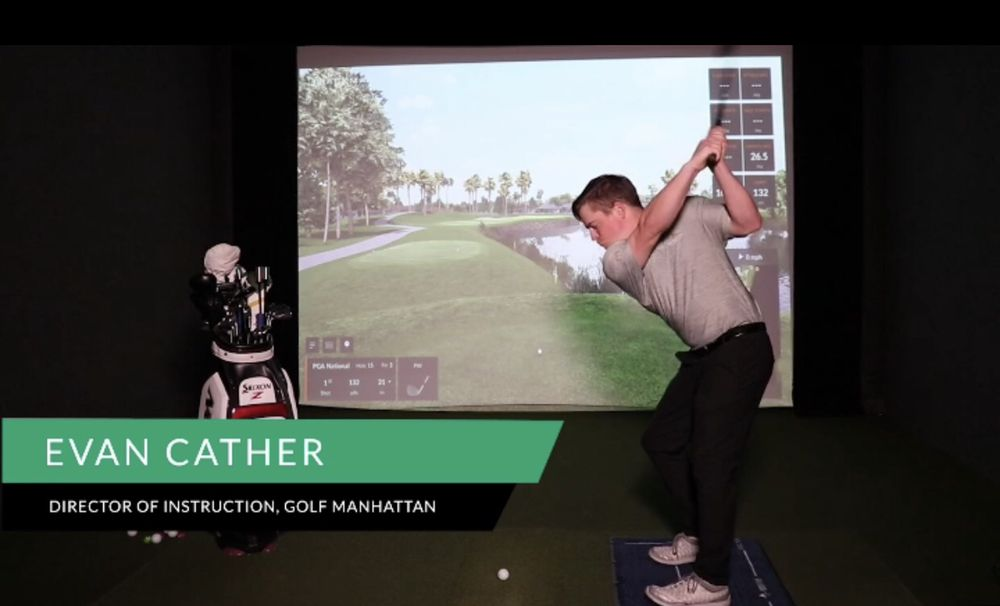 Evan Cather - Upper East Side Golf Instruction: 108 W 39th St, New York, NY