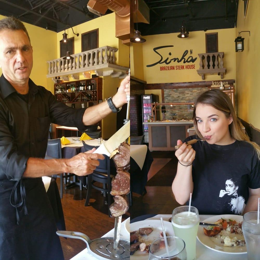 Sinha Brazilian Steak House Closed Order Food Online