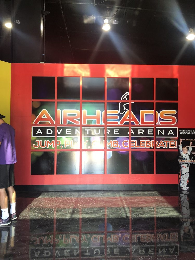 Photo of AirHeads Trampoline Arena - St. Pete/Clearwater: Largo, FL