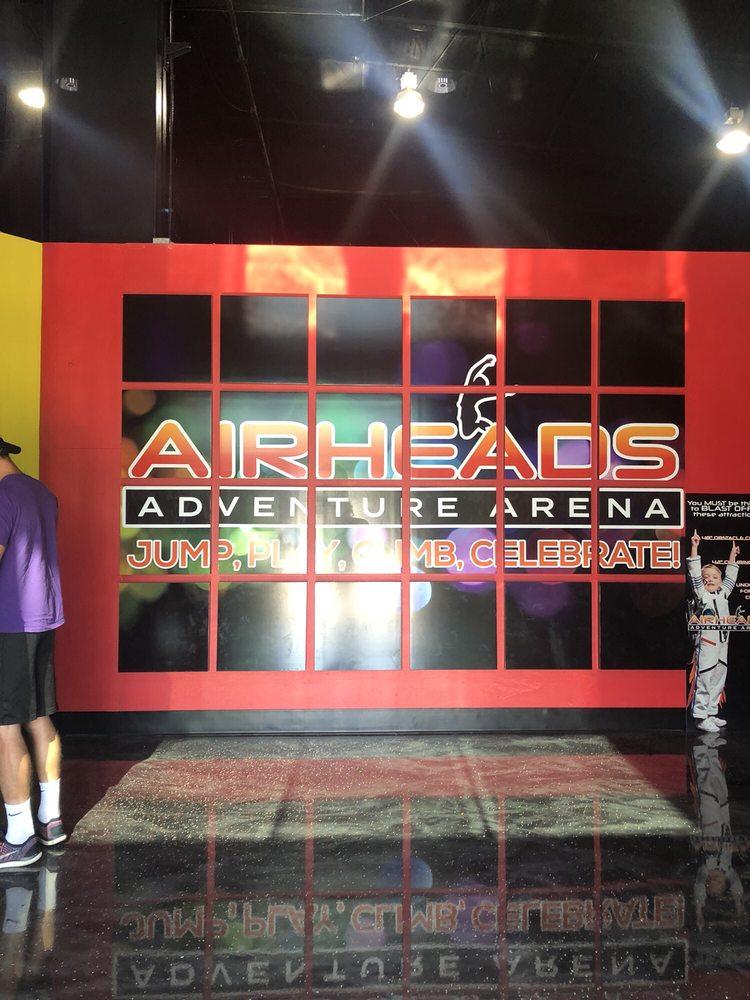 AirHeads Trampoline Arena - St. Pete/Clearwater: 12401 Belcher Rd, Largo, FL