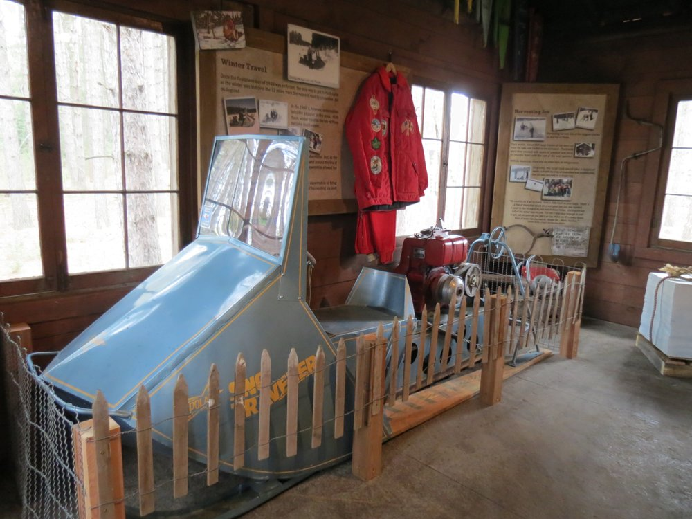 Dorothy Molter Museum: 2002 E Sheridan St, Ely, MN