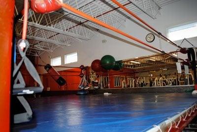 Wareing's Gym