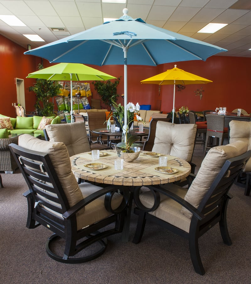 California Patio CLOSED Furniture Shops Monterey Ave Palm Desert